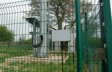 security fence by cortech