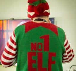 number 1 elf