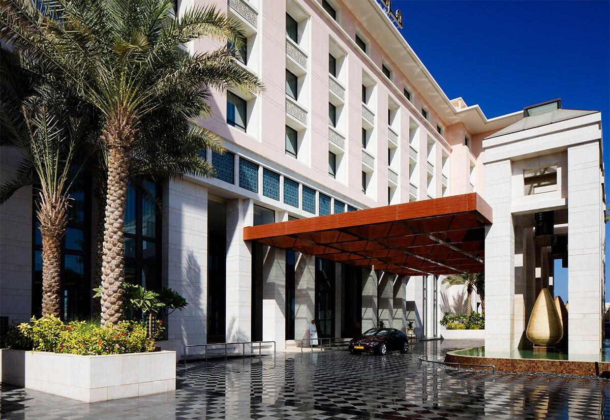 Oman Grand Hotel COIE