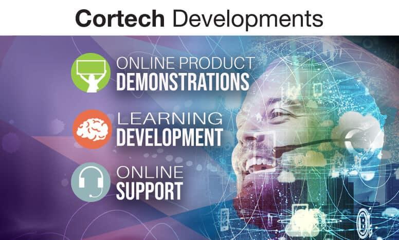 Cortech Support & Demos