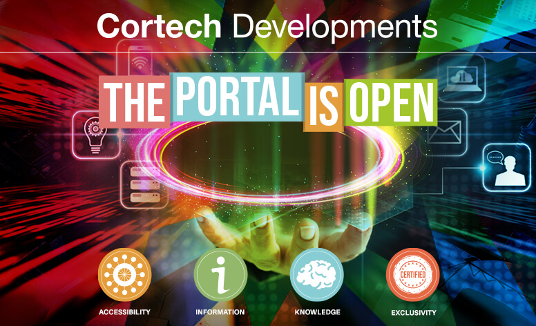Cortech Partner Portal