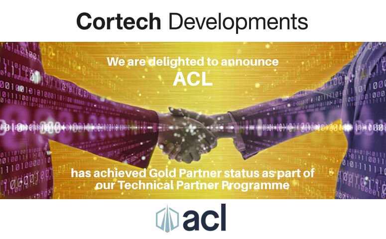 ACL Becomes a Gold Technical Partner