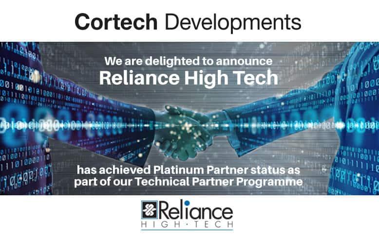 Reliance High Tech Becomes Platinum Partner