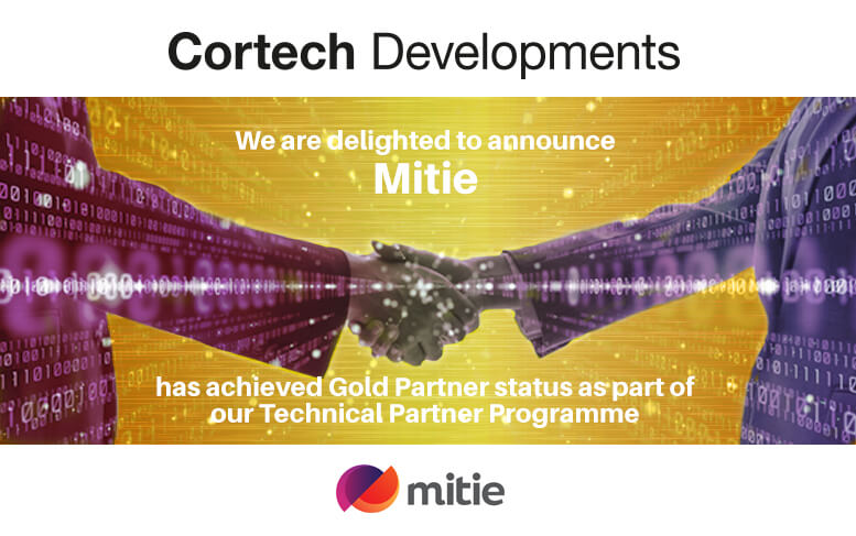 Mite Join Cortech as a Gold TP