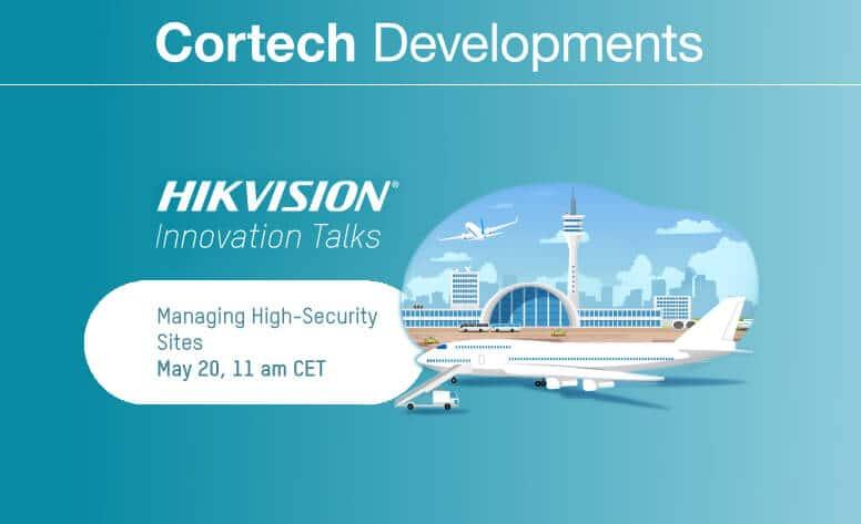 Cortech virtual Innovation Talk