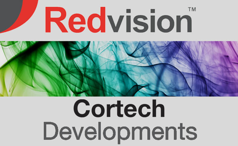 COR135 Redvision News Page